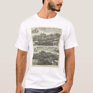 Rosedale, Robinson Hickory Grove, Kansas T-Shirt