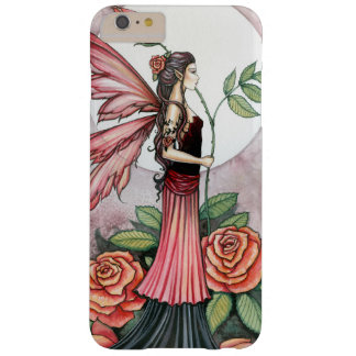 RoseFairy Fantasy Art Artwork Fairies Barely There iPhone 6 Plus Case