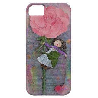 Rosegifts Ragdoll Rose iphone 5/5S case