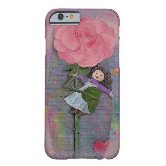 Rosegifts Ragdoll Rose  iPhone 6 case