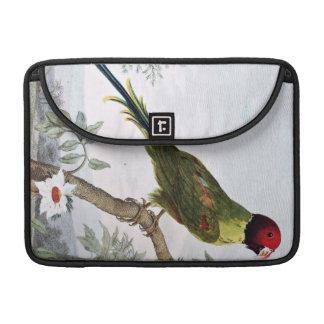 Roseheaded Parakeet Bird MacBook Pro Sleeves