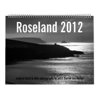 Roseland 2012 Cornwall Calendar