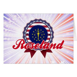 Roseland, IN Card