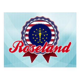 Roseland, IN Post Cards