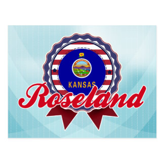 Roseland, KS Post Card