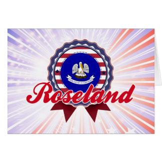 Roseland, LA Greeting Cards