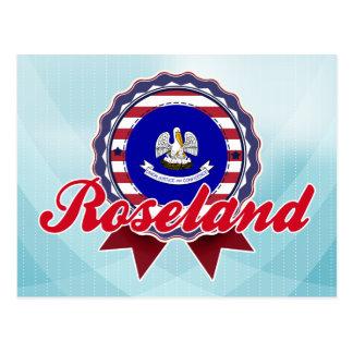 Roseland, LA Post Cards