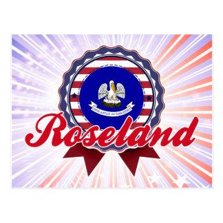 Roseland, LA Post Card