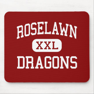 Roselawn - Dragons - Continuation - Turlock Mouse Pad