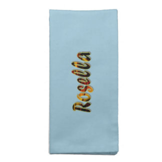 "Rosella Cloth Napkins (set of 4) dinner 20"" x 20"""