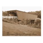 Roseman Bridge Winterset, Iowa Post Cards