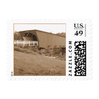 Roseman by Russell Crooks Postage Stamp