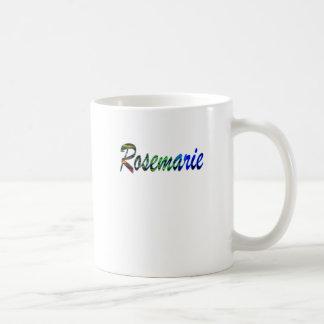 Rosemarie's coffee mugs