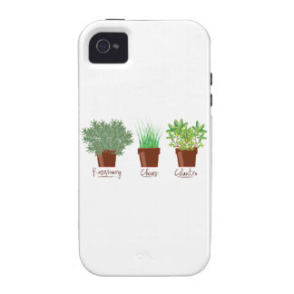 Rosemary Chives Glantro Case For The iPhone 4