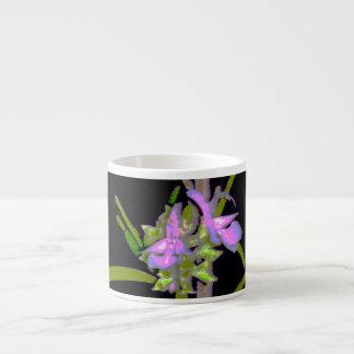Rosemary in Bloom 6 Oz Ceramic Espresso Cup