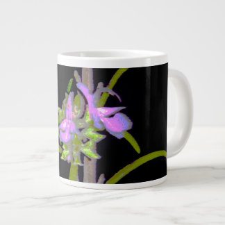 Rosemary in Bloom 20 Oz Large Ceramic Coffee Mug