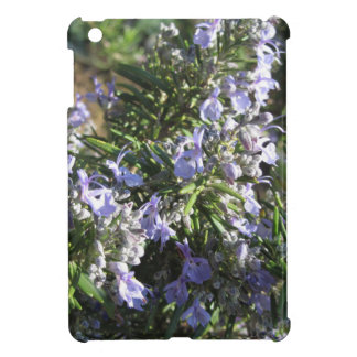 Rosemary plant with flowers in Tuscany, Italy Case For The iPad Mini