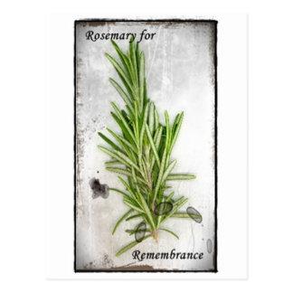 Rosemary Postcards