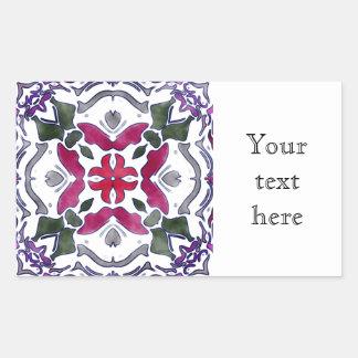 Rosemary Rectangular Sticker