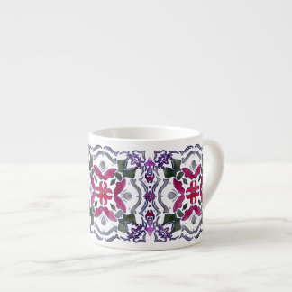 Rosemary 6 Oz Ceramic Espresso Cup