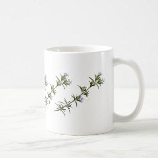 Rosemary sprig mug