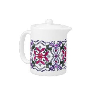 Rosemary Teapot