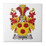 Rosen Family Crest Tile