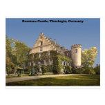 Rosenau Castle, Thuringia, Germany Postcard