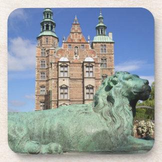 Rosenborg Palace, Copenhagen, Denmark Beverage Coaster
