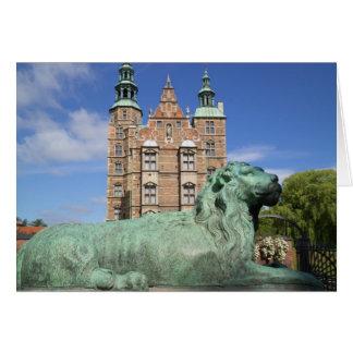 Rosenborg Palace, Copenhagen, Denmark Card