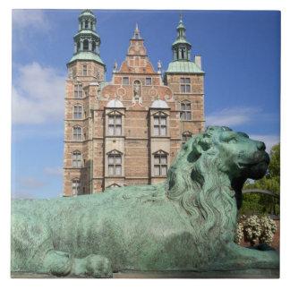 Rosenborg Palace, Copenhagen, Denmark Ceramic Tile