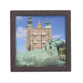Rosenborg Palace, Copenhagen, Denmark Jewelry Box