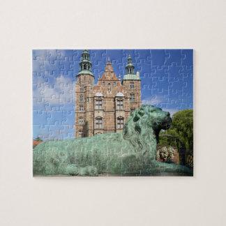 Rosenborg Palace, Copenhagen, Denmark Jigsaw Puzzle