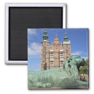 Rosenborg Palace, Copenhagen, Denmark Magnet