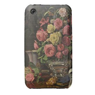 Rosenstilleben, Eybl Blackberry Curve Case-Mate Ca iPhone 3 Cover