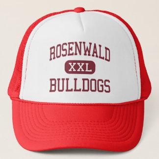 Rosenwald - Bulldogs - Middle - Panama City Trucker Hat