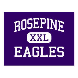 Rosepine - Eagles - altos - Rosepine Luisiana Postales