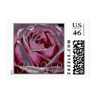 RoseRSVP Stamp stamp