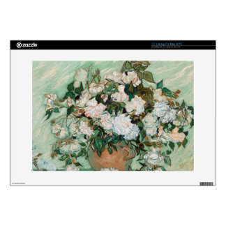 Roses, 1890 (oil on canvas) laptop decals