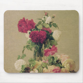 Roses, 1891 mouse pad