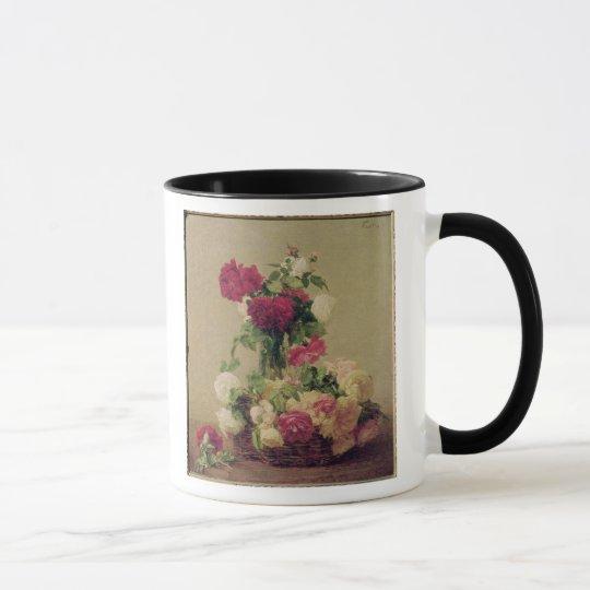 Roses, 1891 mug
