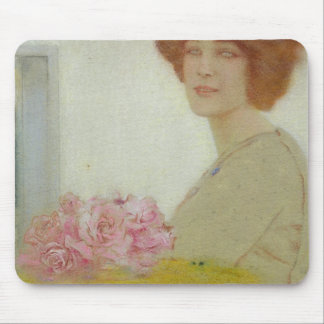 Roses, 1912 mouse pad