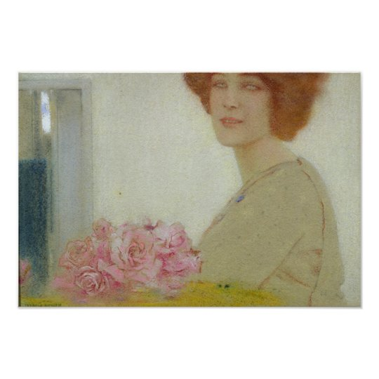 Roses, 1912 poster