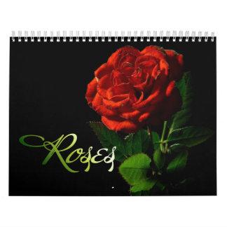 Roses 2013 Calendar