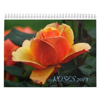 ROSES 2013 Wall Callendar Calendars