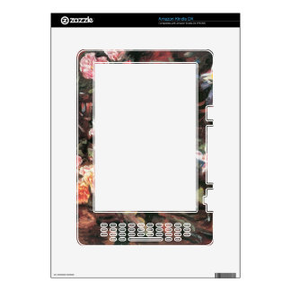 Roses 2 by Lovis Corinth Decals For The Kindle DX
