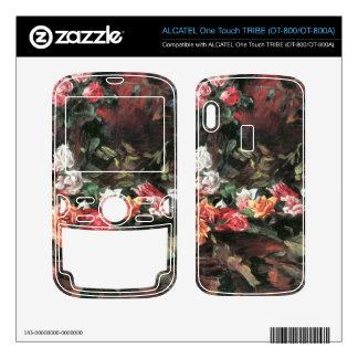 Roses 2 by Lovis Corinth ALCATEL Tribe Skin