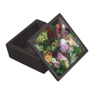 Roses 2 premium jewelry box