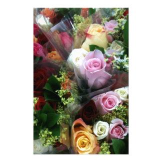Roses 2 stationery