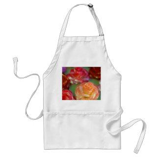 Roses Adult Apron